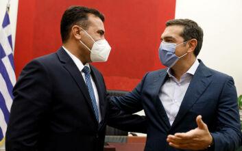 Τσίπρας: Χαίρομαι που το κυβερνών κόμμα σέβεται και δίνει μάχες για τη Συμφωνία των Πρεσπών