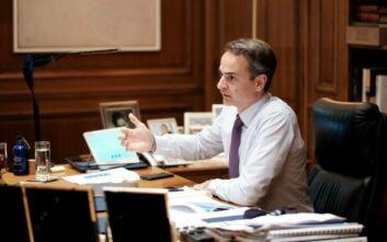 Κακοκαιρία Ιανός: Εκτάκτως κυβερνητικό κλιμάκιο στην Καρδίτσα – Διαρκής ενημέρωση Χαρδαλιά σε Μητσοτάκη