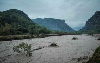Κακοκαιρία Ιανός: Σε Καρδίτσα και Μουζάκι τα μεγαλύτερα ύψη βροχόπτωσης
