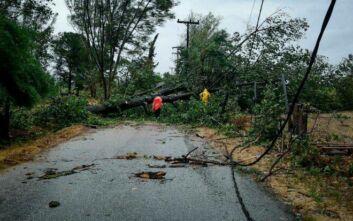 Κακοκαιρία Ιανός: Διακόσιοι μηχανικοί του υπουργείου Υποδομών στις πληγείσες περιοχές