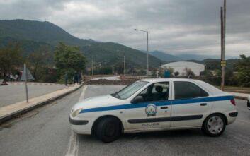 Κακοκαιρία Ιανός: Αγωνία για 40 κατοίκους του χωριού Οξυά που βρίσκονται εγκλωβισμένοι στο μοναστήρι