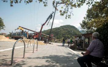 Συνεχίζεται ο «χαρτοπόλεμος» μεταξύ ΝΔ και ΣΥΡΙΖΑ με φόντο την επίσκεψη Μητσοτάκη στην Καρδίτσα