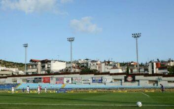 Σε «Αθανάσιος Διάκος» μετονομάστηκε το γήπεδο της Λαμίας