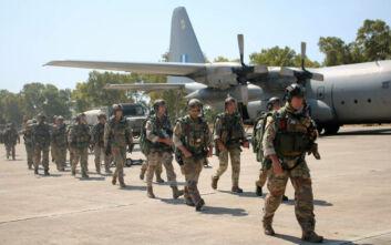 Stolen Cerberus: Εικόνες από τη στρατιωτική άσκηση συνεργασίας Ελλάδας–ΗΠΑ