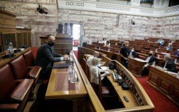 Υπερψηφίστηκαν στη Βουλή οι Κυρώσεις Διεθνών Συμβάσεων με Ρωσία και Ισραήλ