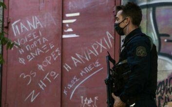 Ολοκληρώθηκε η επιχείρηση εκκένωσης της κατάληψης στη Φιλολάου - Τι βρήκε η αστυνομία