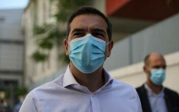 Τσίπρας από Δράμα: Εκτός ελέγχου η κατάσταση στο τοπικό νοσοκομείο - Η Βόρεια Ελλάδα «αιμορραγεί»