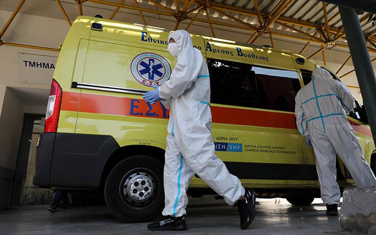 ΕΟΔΥ: 218 κρούσματα σήμερα στην Ελλάδα – Τρεις νέοι θάνατοι