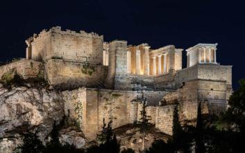 Αλλάζει ο φωτισμός στην Ακρόπολη: Δείτε τις πρώτες εικόνες