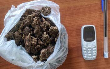 Έρευνα στις φυλακές Τρικάλων: Βρέθηκαν ναρκωτικά και κινητό τηλέφωνο