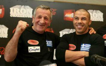 Έφυγε από τη ζωή ο Γιώργος Μάλλιος, θρυλικός προπονητής του kick boxing – Newsbeast