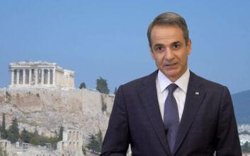 Μητσοτάκης προς Τουρκία: Ας συναντηθούμε και ας μιλήσουμε, ας δώσουμε μία ευκαιρία στη διπλωματία, αλλιώς Χάγη