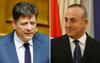 Παρουσία Βαρβιτσιώτη - Τσαβούσογλου η συζήτηση στο Ευρωκοινοβούλιο για την τουρκική προκλητικότητα