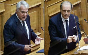 Αντιπαράθεση Βορίδη - Βελόπουλου για τα ελληνοτουρκικά: «Αυτά που λέτε δεν τολμάει να τα πει ούτε ο Ερντογάν»