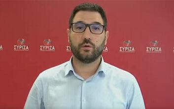 Νάσος Ηλιόπουλος: Η κυβέρνηση Μητσοτάκη παίζει τη δημόσια υγεία στα ζάρια