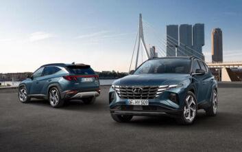 Τον Δεκέμβριο στην Ελλάδα το νέο Hyundai Tucson
