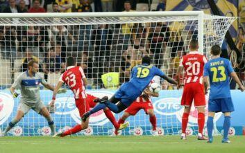 Γιάχος για το χέρι του Μανιάτη στον τελικό κυπέλλου το 2013: Δεν το πήρα καν χαμπάρι