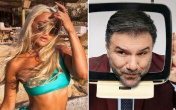 The 2 Night Show: Η Ιωάννα Τούνη θα κάνει ποδαρικό στον Γρηγόρη Αρναούτογλου
