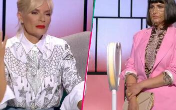 My Style Rocks: Η ροζ εμφάνιση που ενθουσίασε την Έλενα Χριστοπούλου - «Θα τινάξεις την μπάνκα»
