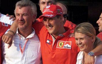 Το πρώην αφεντικό της Ferrari είδε τον Σουμάχερ: «Συνεχίζει να παλεύει»