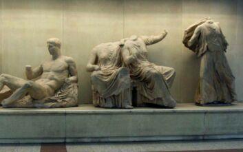 Γλυπτά Παρθενώνα: «Δεν έχουμε πρόθεση να τα επιστρέψουμε» λέει το Βρετανικό Μουσείο
