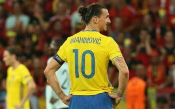 Κράξιμο Ιμπραΐμοβιτς στον προπονητή της εθνικής Σουηδίας - «Τι γ@@@@ αστείο, ανίκανος άνθρωπος»