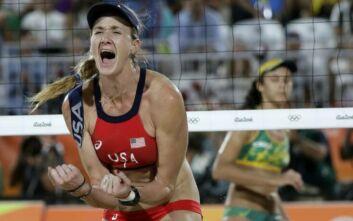 Χρυσή Ολυμπιονίκης τάχθηκε κατά της χρήσης μάσκας και τελικά ζήτησε συγγνώμη