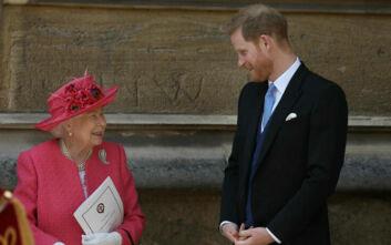 Τα χρόνια πολλά της βρετανικής βασιλικής οικογένειας για τον πρίγκιπα Χάρι
