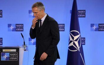 Στόλτενμπεργκ: Πρέπει να συνεχίσουμε να αντιμετωπίζουμε τυχόν διαφορές ειλικρινά, όπως στην Ανατολική Μεσόγειο