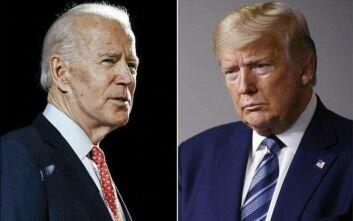 Εκλογές στις ΗΠΑ 2020: Φαβορί παραμένει ο Μπάιντεν ενώ ο Τραμπ κέρδισε έδαφος στις αγορές στοιχημάτων