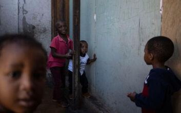 Στην τηλεόραση βασίζουν την εκπαίδευση του λόγω κορονοϊού εκατομμύρια παιδιά στην Αφρική