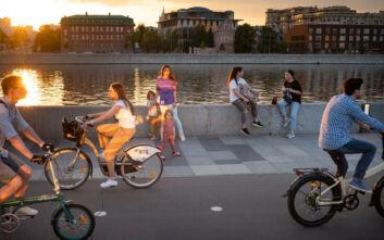 Παράταση στις προγραμματισμένες σχολικές διακοπές του Οκτωβρίου φέρνει ο κορονοϊός στη Μόσχα