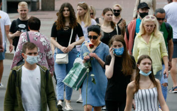 Σπάνε ρεκόρ τα κρούσματα κορονοϊού στην Ουκρανία: 3.144 σε μια μέρα