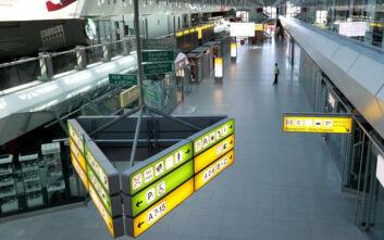 Μέτρα για τα αεροδρόμιά της λαμβάνει λόγω κορονοϊού η Γερμανία