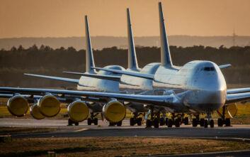 Σοκαριστικά στοιχεία για τις απώλειες των αεροπορικών εταιρειών: Θα χάσουν 157 δισεκατομμύρια σε δυο χρόνια