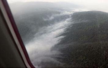 Ποσοστό ρεκόρ διοξειδίου του άνθρακα από τις πυρκαγιές στη Σιβηρία