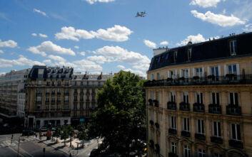 Δεν ήταν έκρηξη - Από μαχητικό αεροσκάφος ο κρότος που τρομοκράτησε το Παρίσι