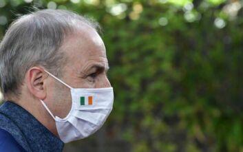 Σε αυτο-απομόνωση η ιρλανδική κυβέρνηση