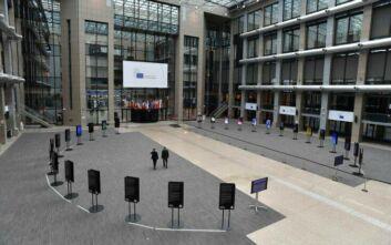 Στις Βρυξέλλες το τετραήμερο 14-17 Σεπτεμβρίου η ολομέλεια του Ευρωκοινοβουλίου λόγω κορονοϊού