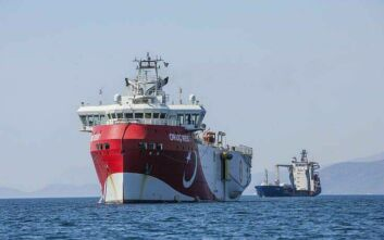 Oruc Reis: Επέστρεψε στο λιμάνι της Αττάλειας