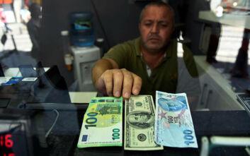 Χαστούκι Moody's στην Τουρκία: Υποβάθμιση 13 τραπεζών