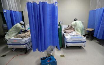 Σοκ και δέος στις ΗΠΑ: Πάνω από 2.700 θάνατοι και 195.100 κρούσματα σε 24 ώρες