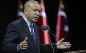 Ερντογάν: Εύχομαι οι Έλληνες να μην πληρώσουν το ίδιο τίμημα όπως πριν 100 χρόνια