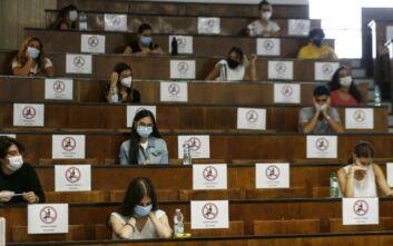 Τα μέτρα για τον κορονοϊό ασπίδα προστασίας και για τη γρίπη