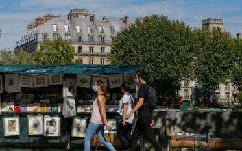 Μέχρι δέκα άτομα οι συναθροίσεις σε δημόσιους χώρους στη Νίκαια της Γαλλίας