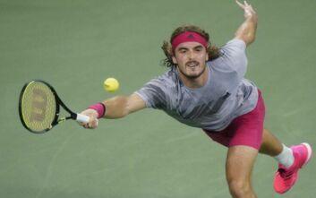 US Open: Έχασε την πρόκριση μέσα από τα χέρια του ο Τσιτσιπάς