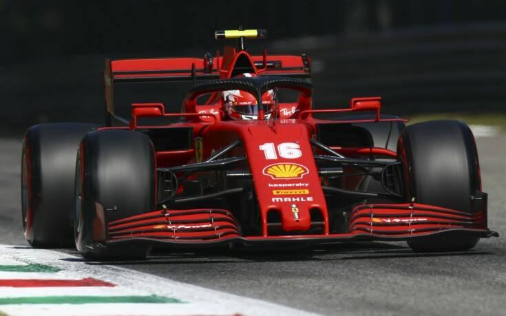 Formula 1: Τρομακτική σύγκρουση για τον Λεκλέρ στη Μόντσα
