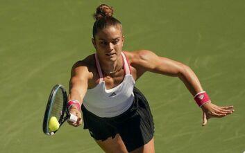 Έγραψε ιστορία η Σάκκαρη: Προκρίθηκε για πρώτη φορά στις 16 του US Open