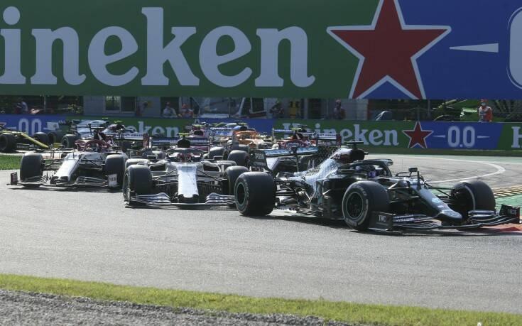 Formula 1: Έκπληξη με Γκασλί στη Μόντσα