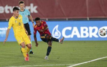 Έγραψε ιστορία ο Ανσού Φατί: Έσπασε τρία ρεκόρ με την Εθνική Ισπανίας σε λιγότερο από μία εβδομάδα